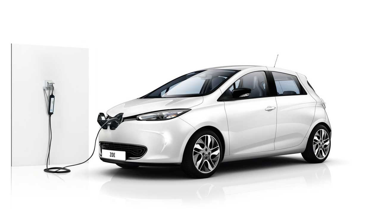 Renault Jumps At Chance To Promote ZOE During Gas Shortages In France