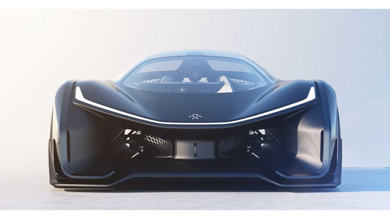 Faraday Future Eyes Land In California For Site #2