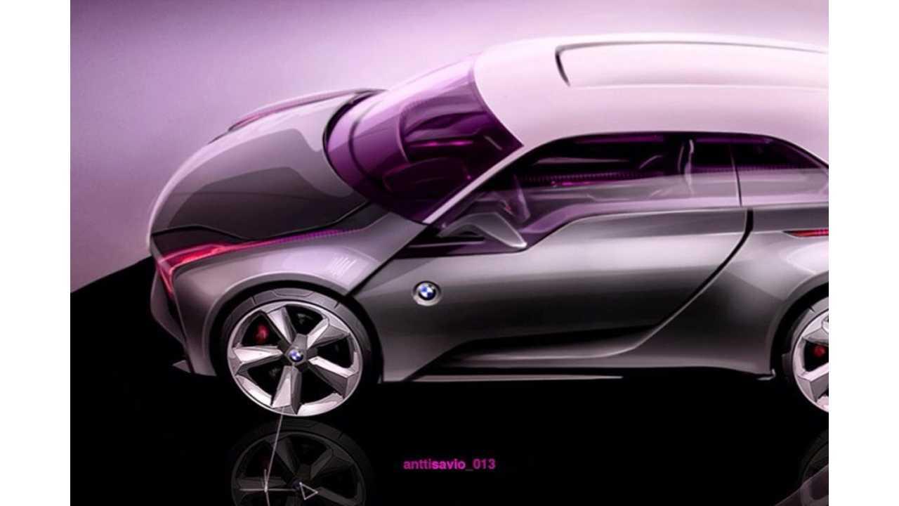 Should BMW Make An Electric i1?