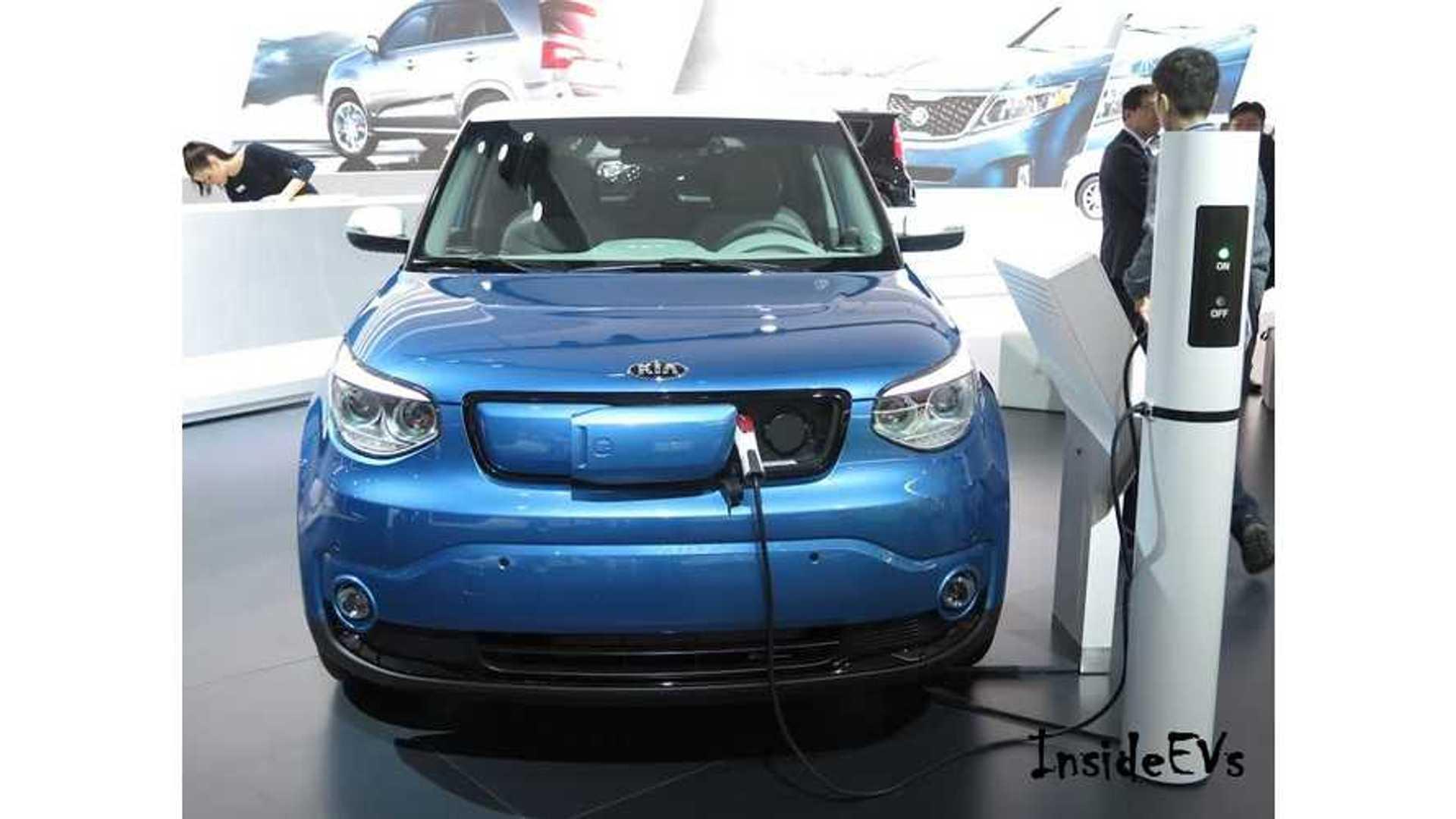 Kia Soul Ev Named Best Value In America Electric Plug Hybrid Category