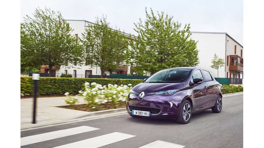 Growth of Plug-In Electric Car Sales In Germany Softened In May