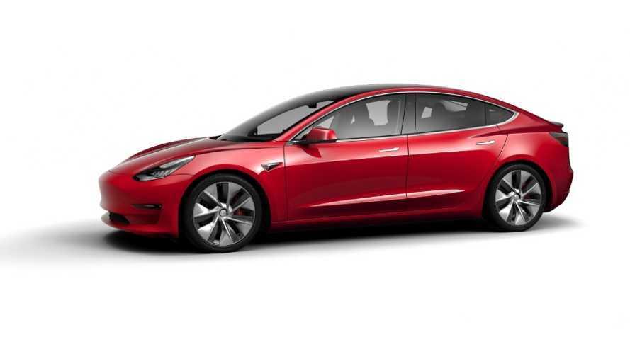 Tesla Model 3 VIN Registrations Exceed 400,000