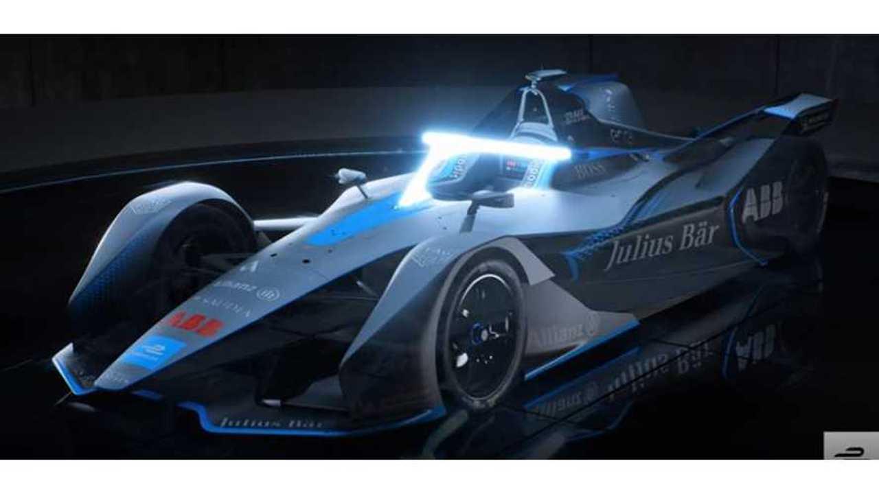 Formula E Tech Explained: Battery, Aero, Braking: Videos