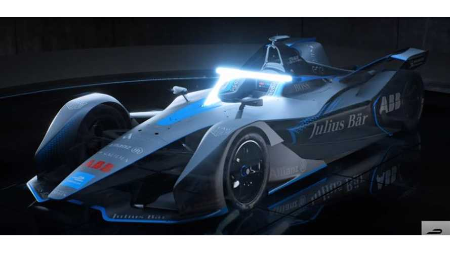 Formula E Tech Explained: Battery, Aero, Braking: Videos