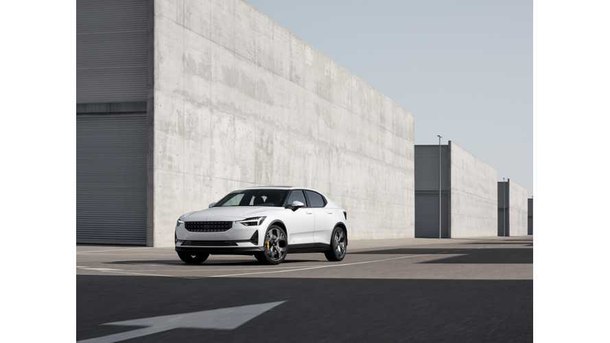 2020 Polestar 2 Will Offer An Optional Performance Package