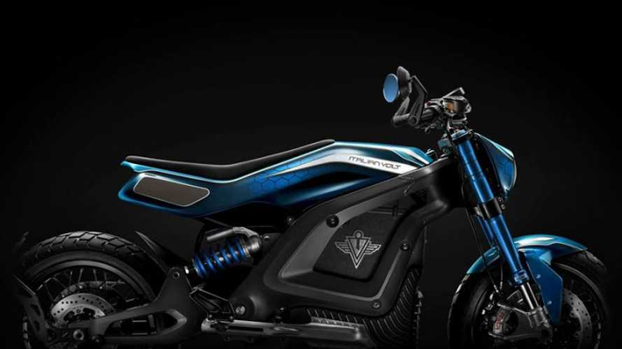 This Volt Lacama Electric Motorcycle Costs More Than A Chevy Volt