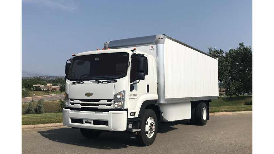 Chevrolet 6000XD Goes Electric Courtesy Of New Lightning Powertrain