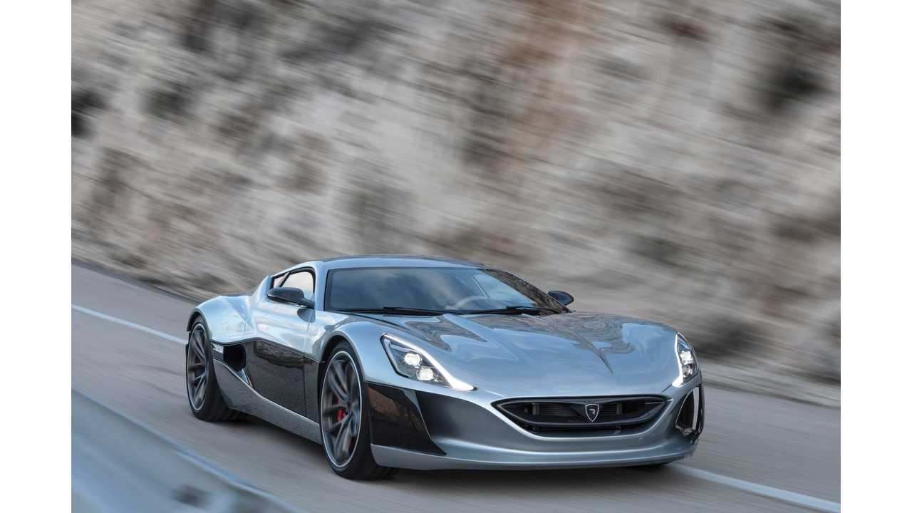 Rimac Concept_One Takes On Porsche 918 Spyder - Videos