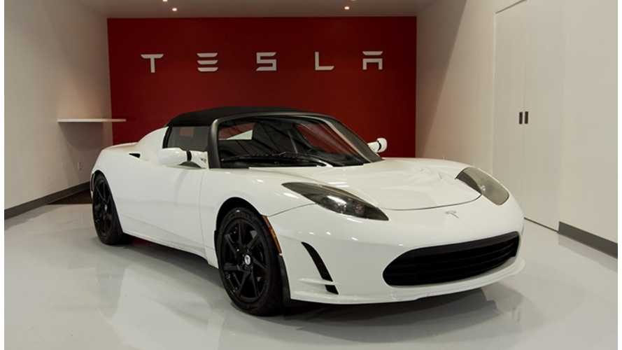 Tesla's Q3 Sales Were Ten Times Total Roadster Sales From 2008 To 2012