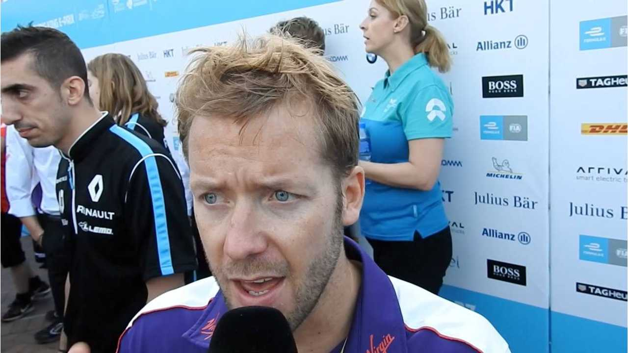 On Scene Report/Interview From Opening Round Of Formula E - Video