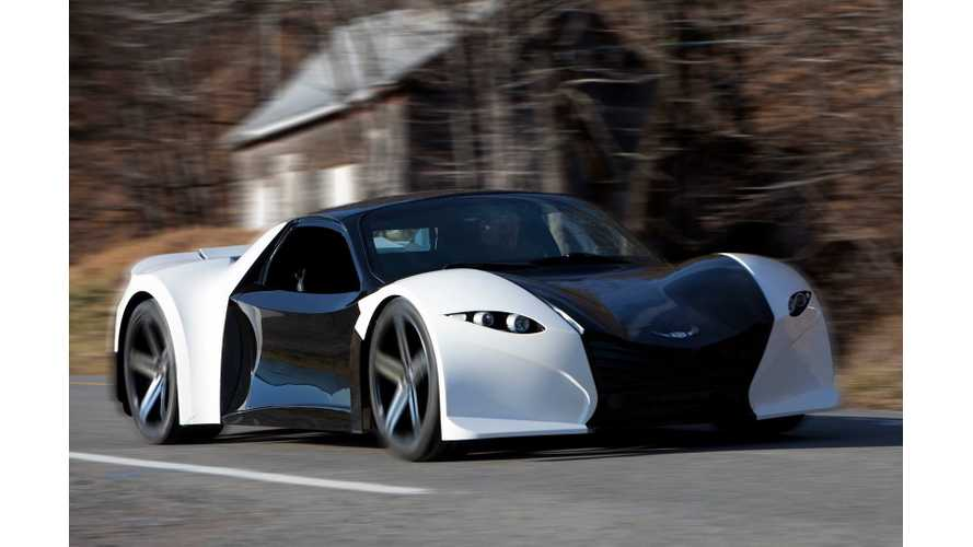 Tomahawk 370 Mile Electric Supercar Enters Production In 2018, 60 MPH In 2 Seconds