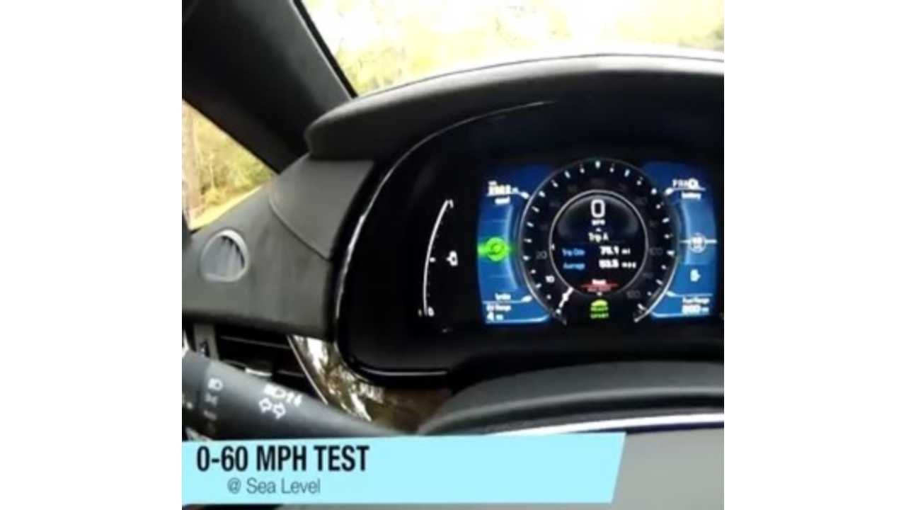 The Fast Lane Car Reviews Cadillac ELR - 0 To 60 MPH Tested - Video