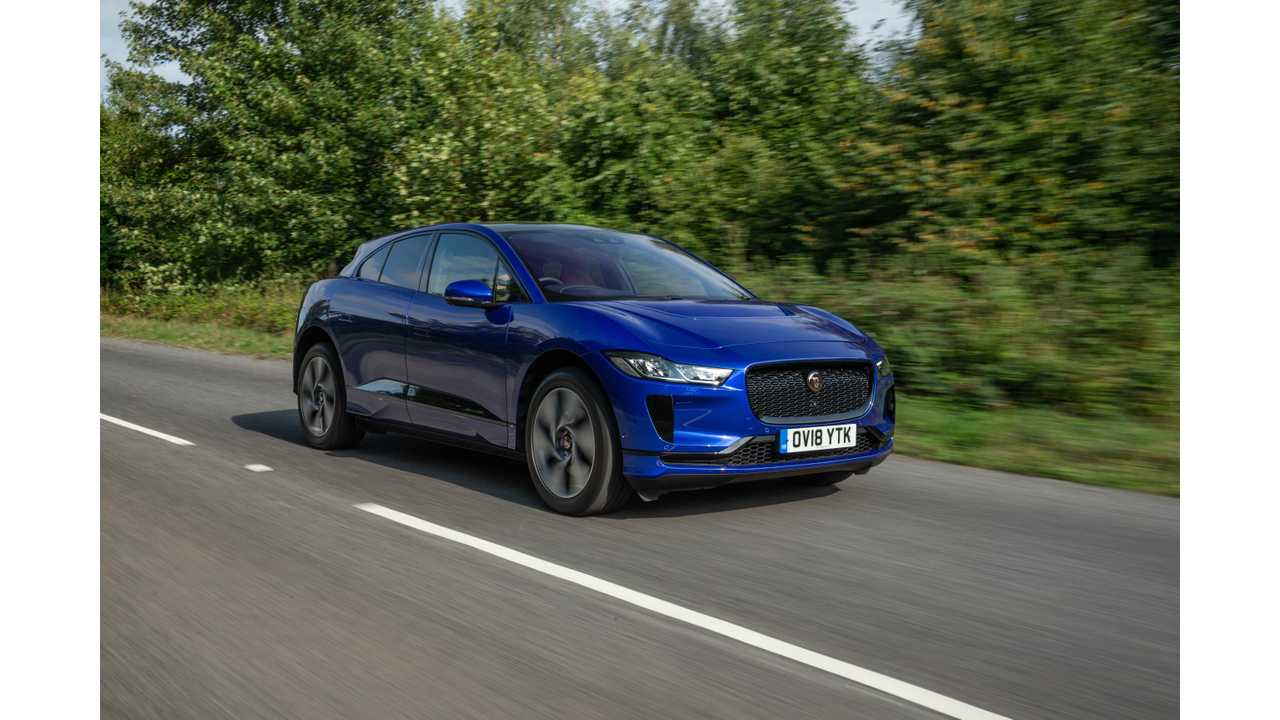 Jaguar I-PACE Sales Rise To 710 Globally In September