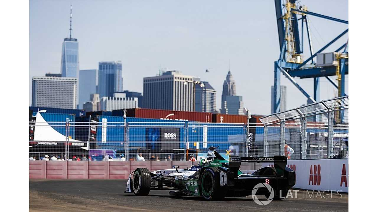 New York Formula E e Prix - Di Grassi Wins, Vergne Takes Championship