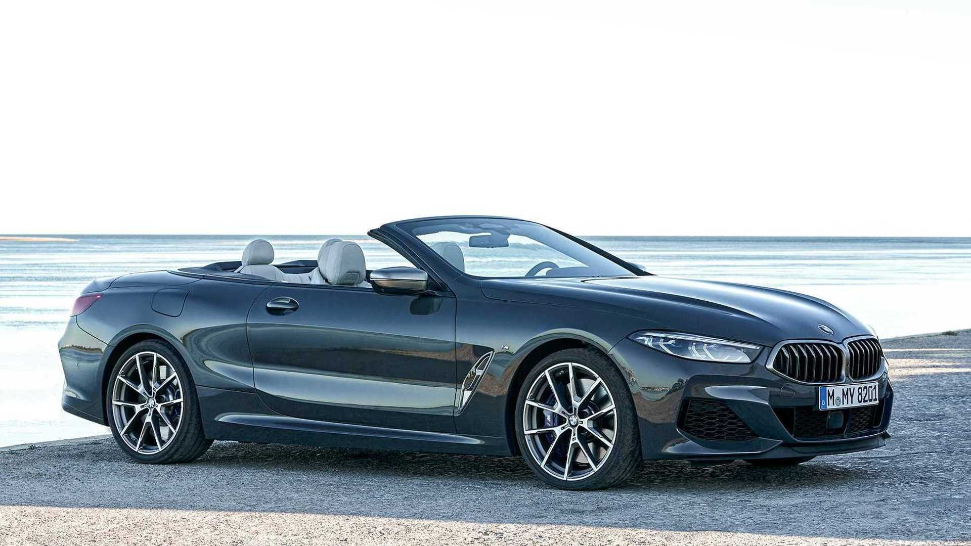 2019 Bmw 8 Series Convertible First Drive Better Than An S Class