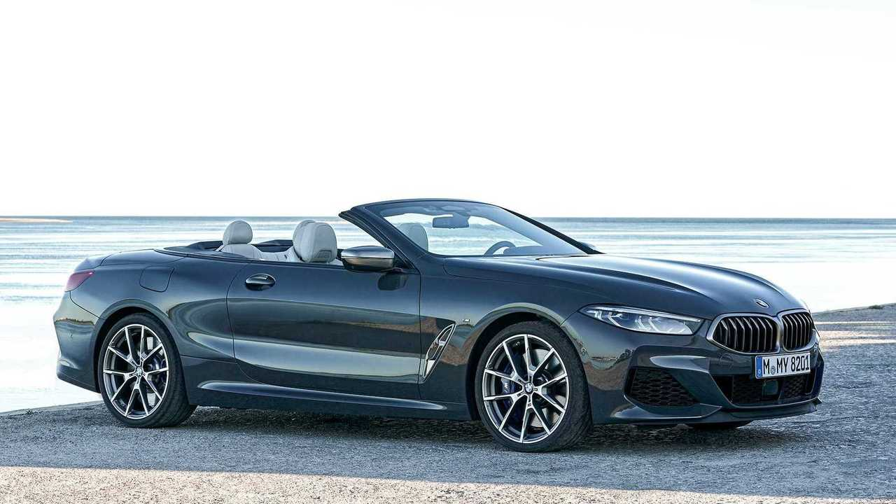 2019 BMW 8 Series Convertible: First Drive