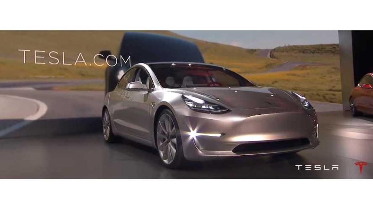 GM Battles Tesla? Chevrolet Bolt EV VS Tesla Model 3 - Video