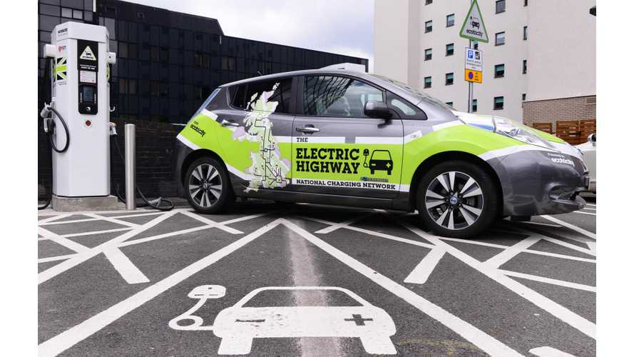 Ecotricity Moves From Free To £5 For A 20-Minute Charge In The UK - Reactions/Video