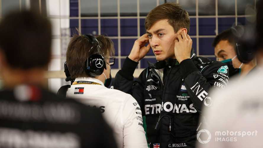 George Russell reveals key lessons from Mercedes F1 outing