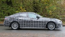 BMW 4 Series Gran Coupe spy photos