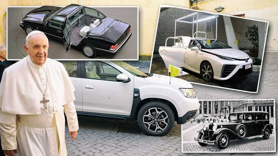 10 Automobile der Päpste: Unterwegs im Auftrag des Herren