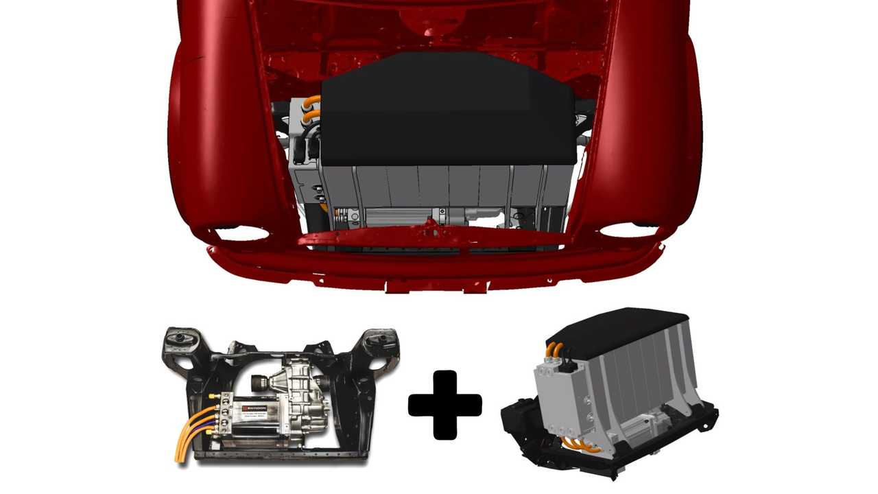 Swindon Powertrain Mini EV Convertion Kit Will Cost You $11,500