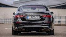 Mercedes Classe S plug-in Hybrid (2021) - Prova su strada