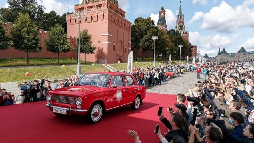 Lada 50. Yıl Kutlamaları