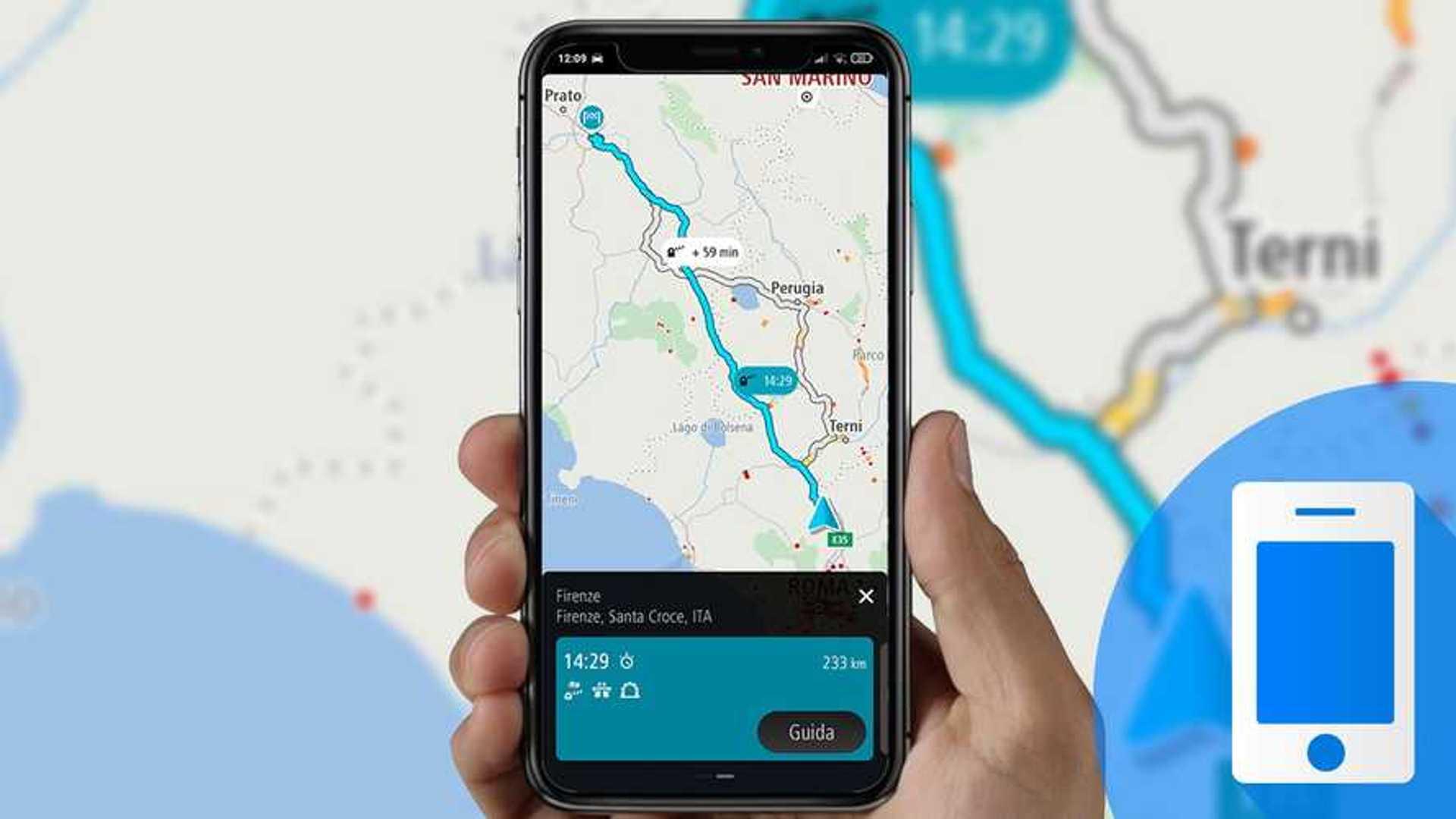 Nous avons testé TomTom GO Navigation, l'alternative à Google Maps