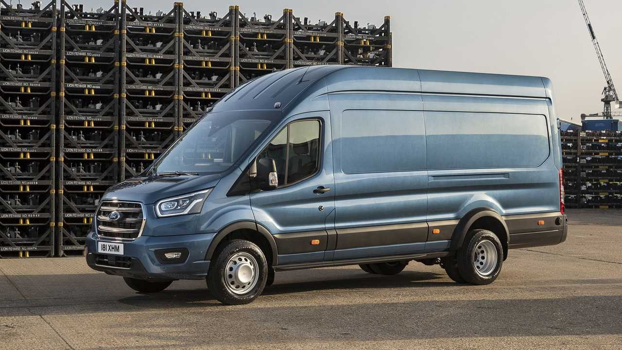 Ford Transit 5 Tonnellate