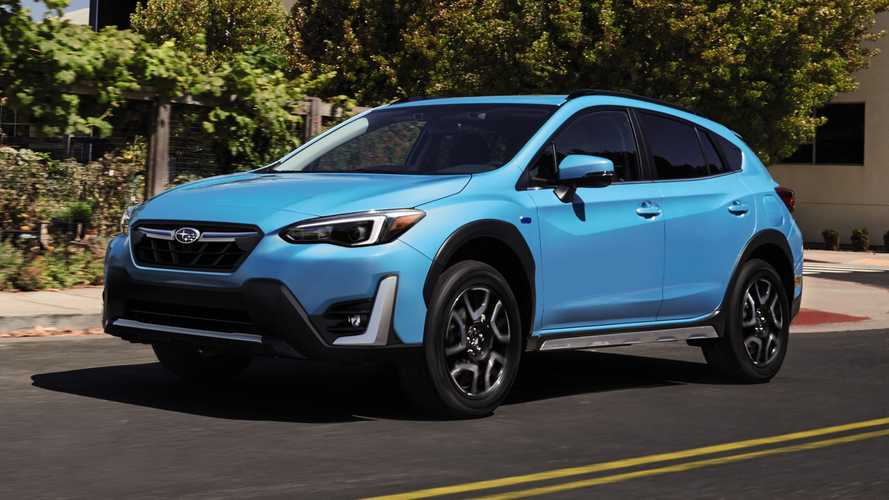 2021 Subaru Crosstrek Hybrid Gets Smoother Ride For $200 Extra