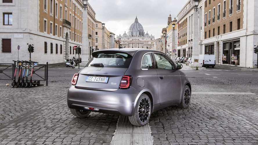 Fiat 500 Elettrica Van, fra ipotesi e realtà