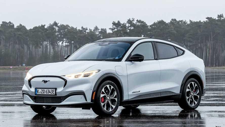 Ford Mustang Mach-E: Neues zur Batterie und zu den E-Motoren
