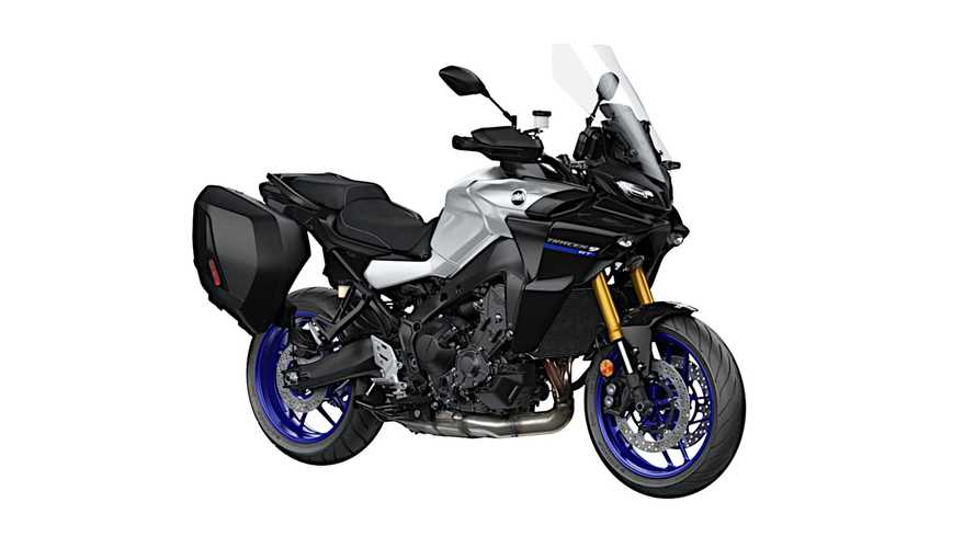 2021 Yamaha Tracer 9 GT Packs A New 890cc Punch