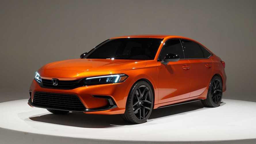 Honda Civic (2021): Generation 11 macht sich startklar