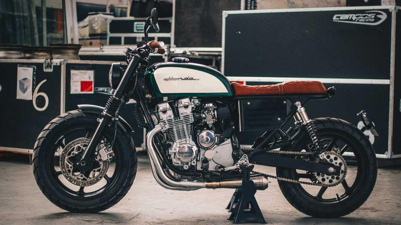 Bolt Motor Co. Custom Honda CB750