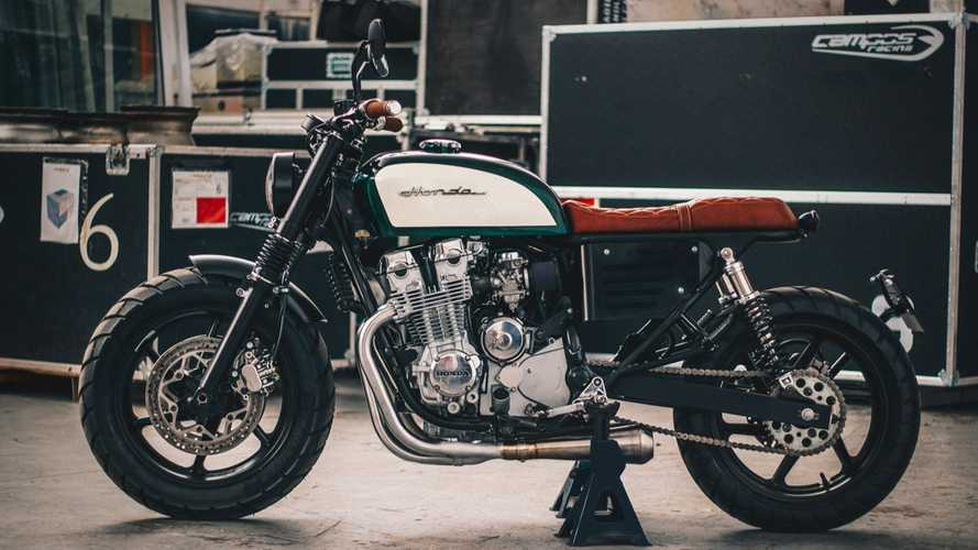 Sophistication In Motion: Bolt Motor Co. Custom Honda CB750