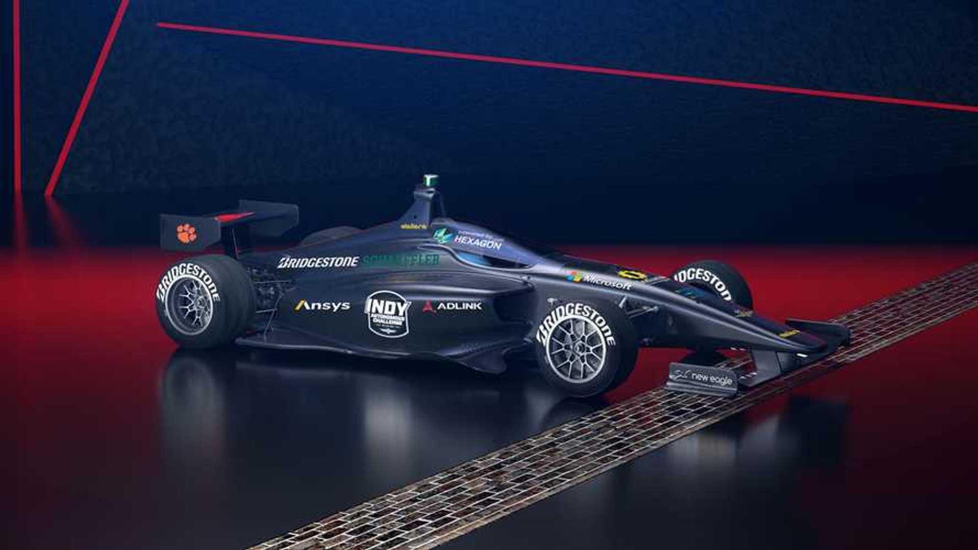 Автономная серия IndyCar будет участвовать в гонках в Индианаполисе в октябре