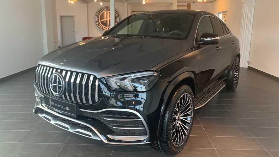 HofeleHGLE Coupé: Fein getuntes Mercedes-AMG GLE 53 Coupé