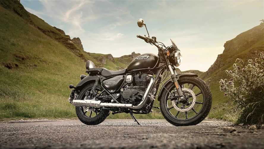 The Royal Enfield Meteor 350 Is Coming To America