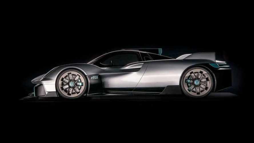 Porsche 918 RS Concept