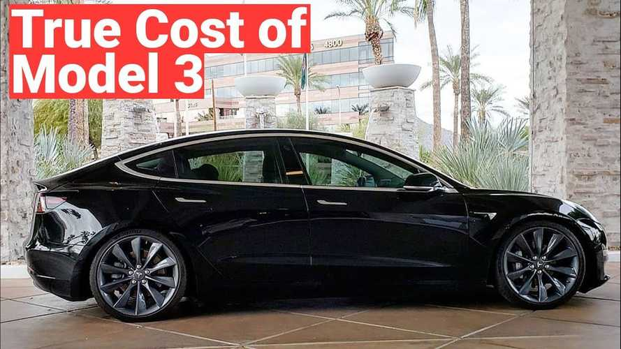 Tesla Model 3 Final Cost To Own: Every Expense From Purchase To Sale