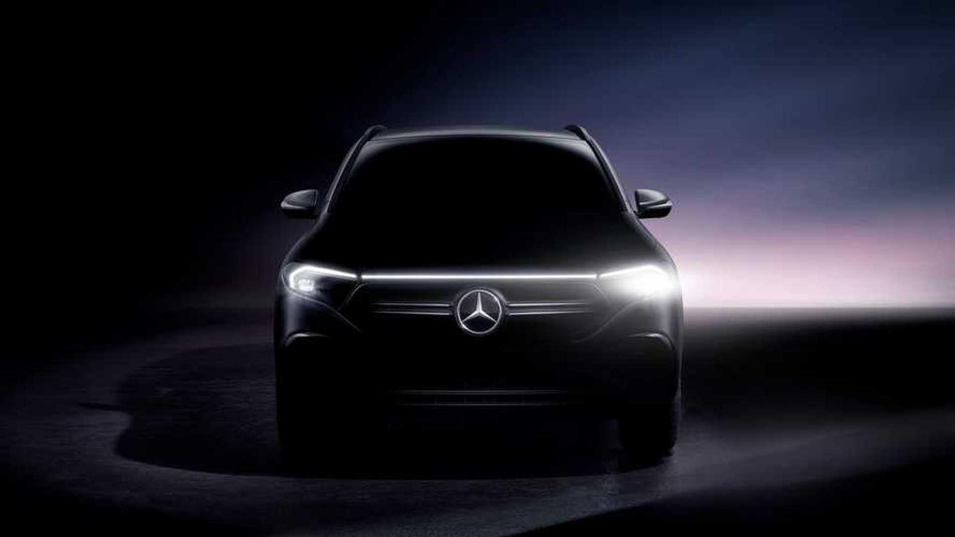 Makin Ketat! Mercedes Siapkan Mobil Listrik untuk Pasar Indonesia