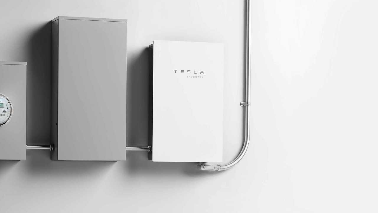 Tesla Solar Inverter