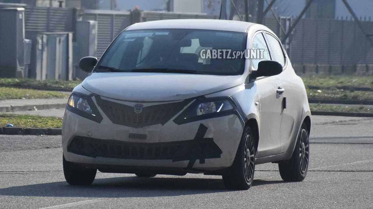 2021 Lancia Ypsilon Casus Fotoğraflar