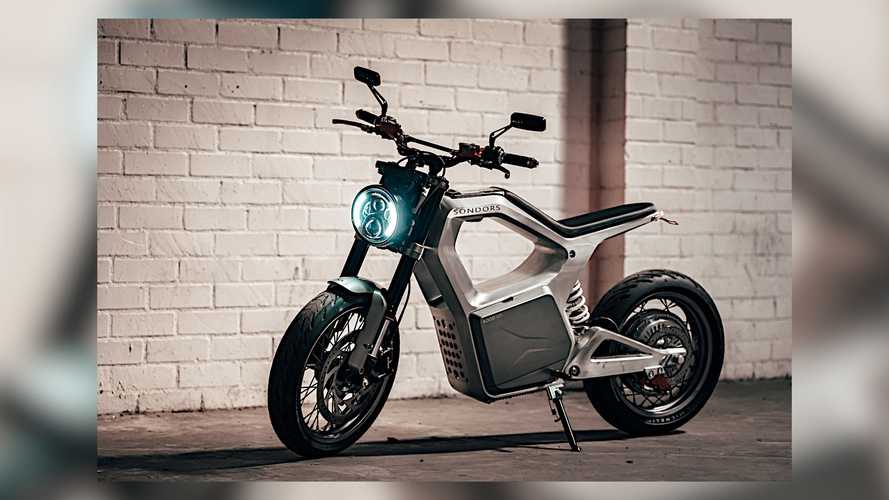 Sondors Unleashes Stunning Electric Bike On An Unsuspecting World