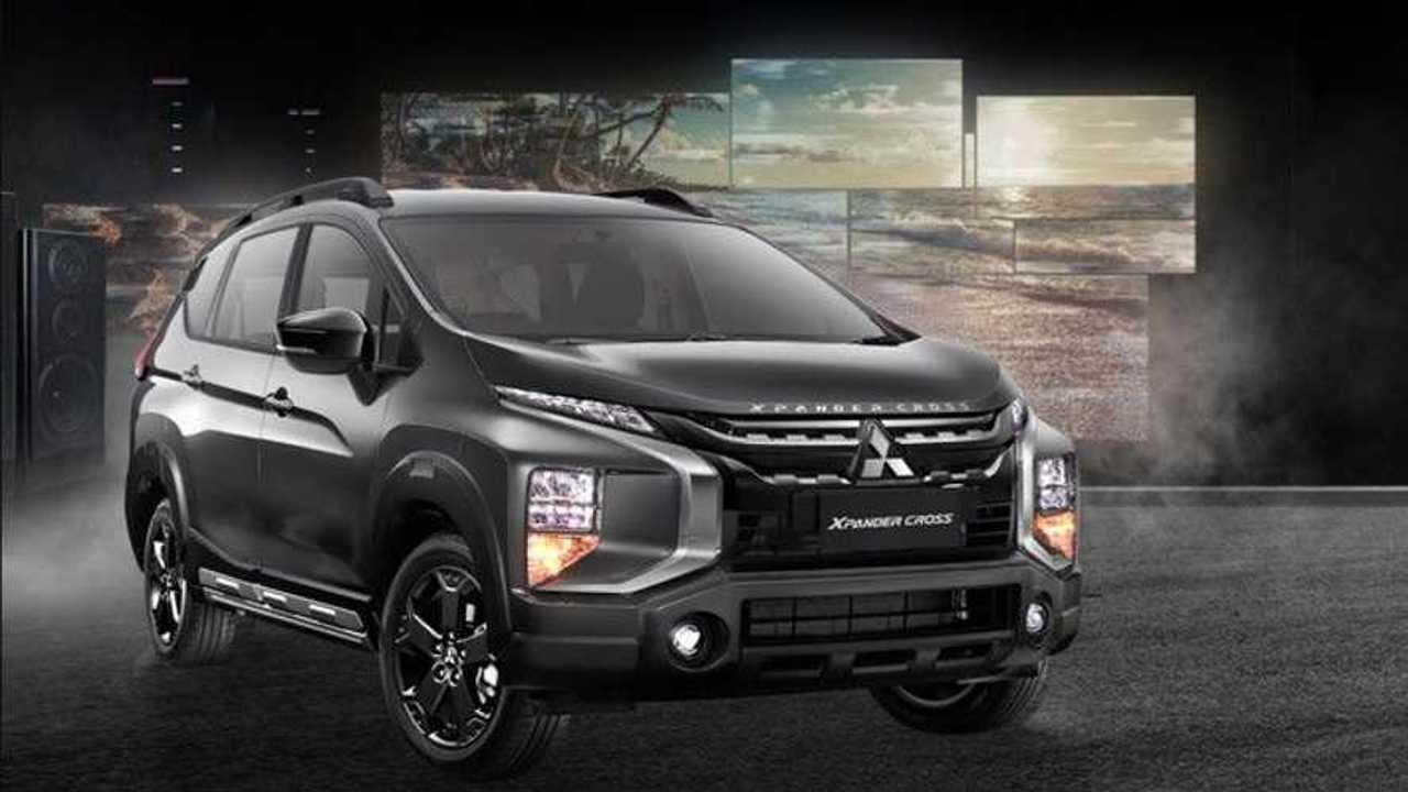 Mitsubishi Xpander Black Edition cover