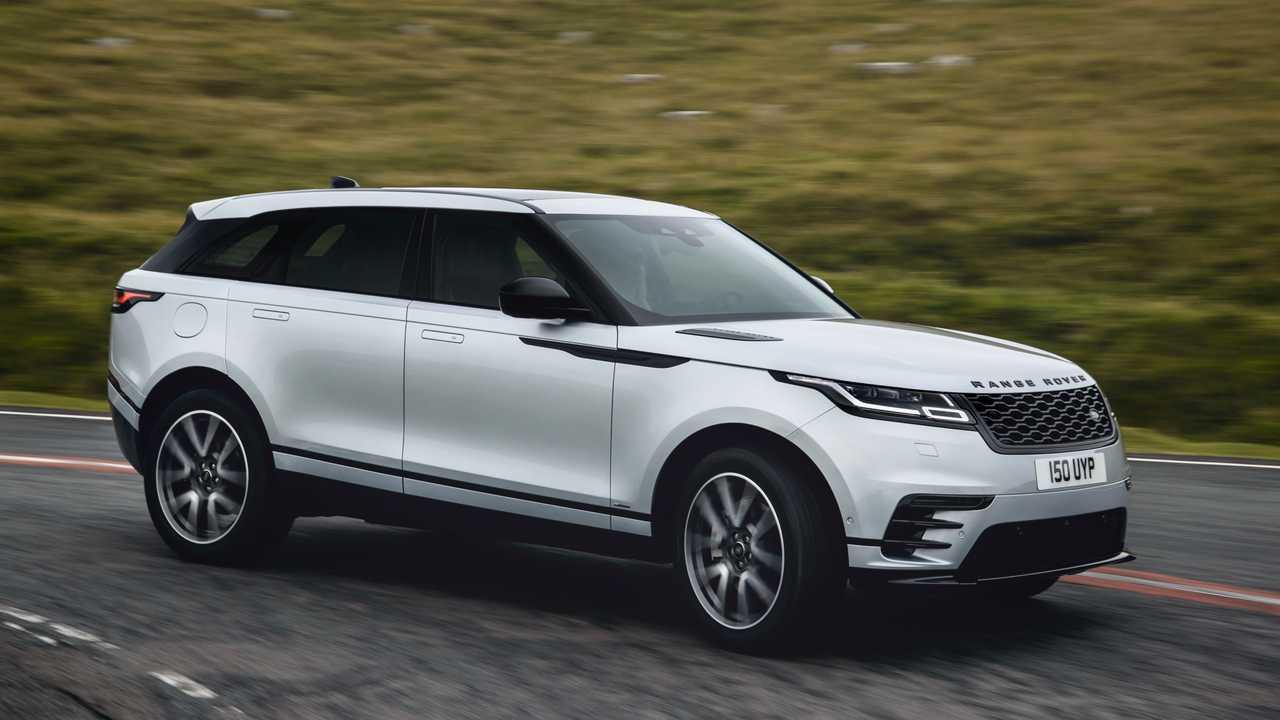 Land Rover Range Rover Velar Facelift