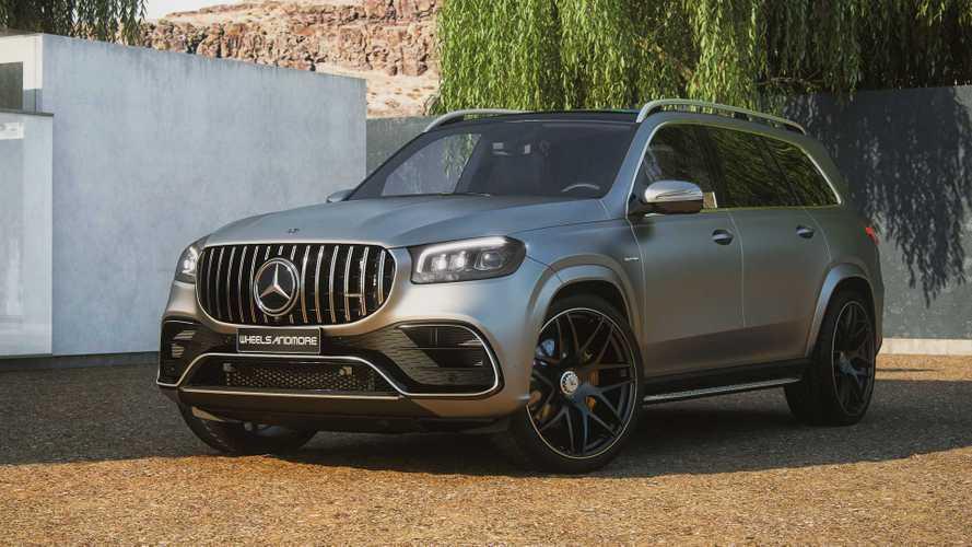 Mercedes-AMG GLS 63 von Wheelsandmore