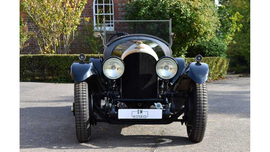 Bentley 3-litre open tourer